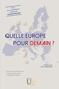 Couverture : Quelle Europe pour demain ?