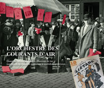 Couverture : L'orchestre des courants d'air